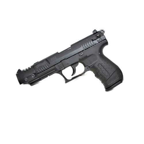 WALTHER P22 TARGET CALIBRO 22LR CODICE PR26 MAT. H0138**