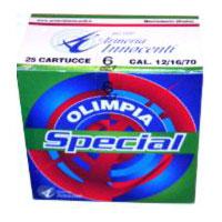 """""""OLIMPIA SPECIAL JK6"""" – Mezza Corrazzata calibro 12 – T.3"""