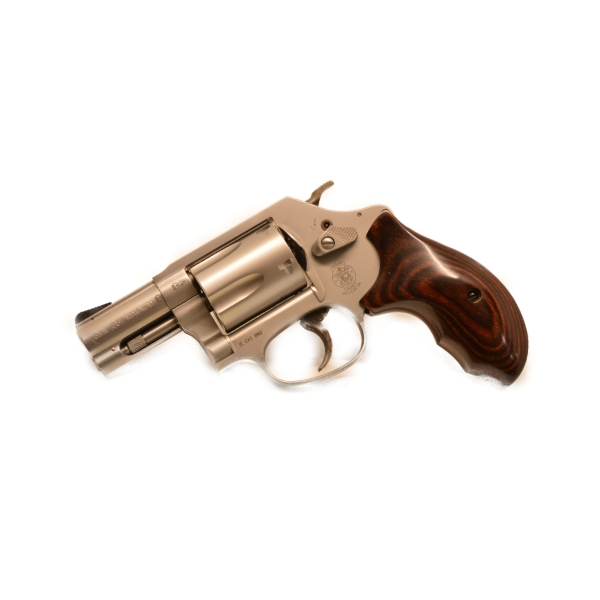 SMITH & WESSON REVOLVER 60 LADY SMITH CAL 357MG COD PR60 - CSL24**