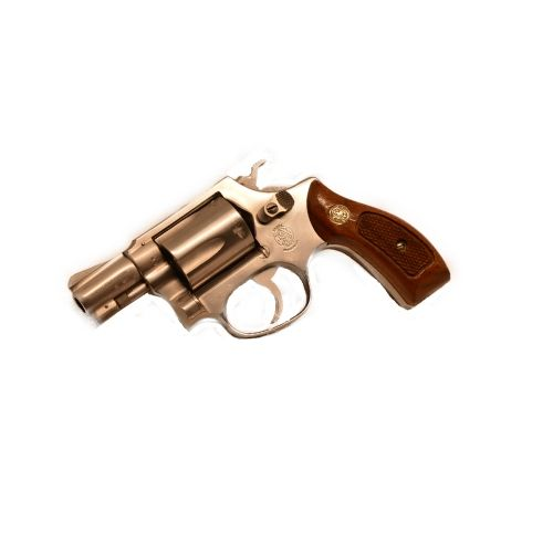 SMITH&WESSON 60 CHEF SPECIAL STAINLESS  38 SP -  COD. PR46 - R2833**