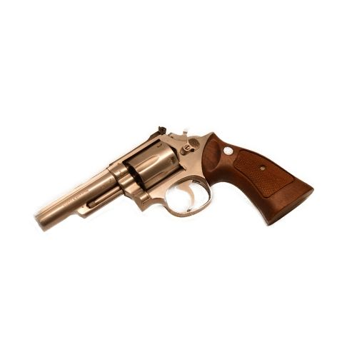 SMITH&WESSON66 COMBAT MAGNUM STAINLESS  357 MG -  COD. PR70 - 37K26**