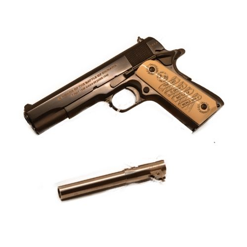 COLT GOVERNMENT MK IV LIMITED  45 HP -  COD. SS7 - FR135**