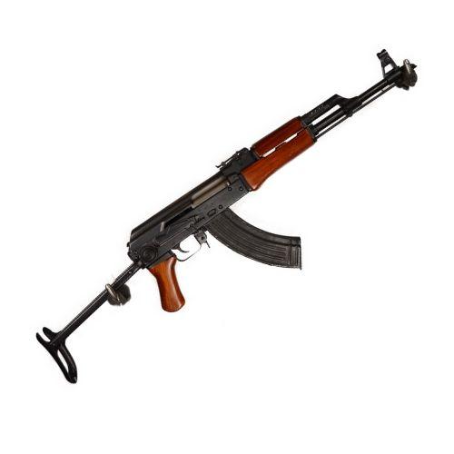CARABINA SEMIAUTOMATICA S.D.M.  7,62X39  AKS-47S  - CS104  - AK47-3406**